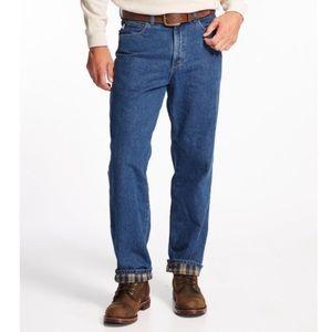Brand New L.L. Bean Men's Jeans